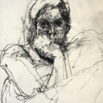 Guillaume Larroque - portrait d'Ophélie