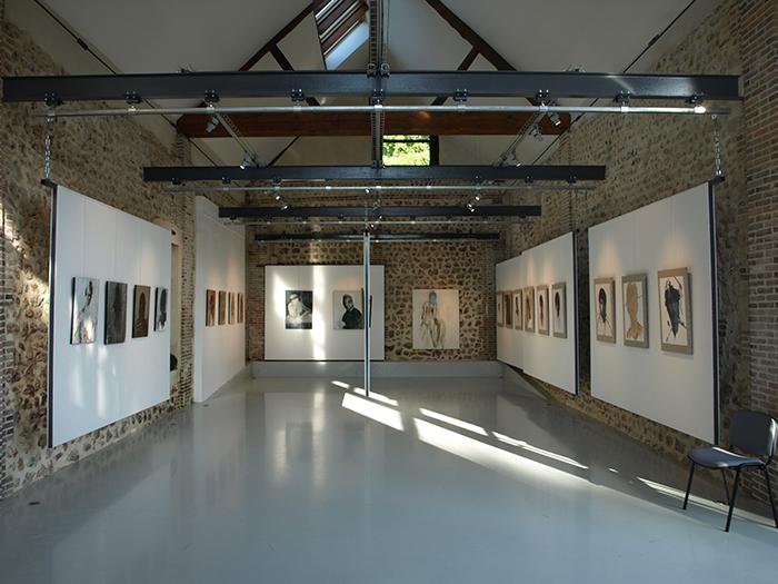 Espace culturel des Tanneries, 2014